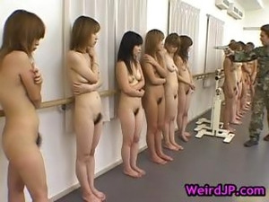Huge japanese gangbang hardcore part1