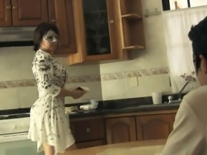 Young boy fuck sexy Mom part 1