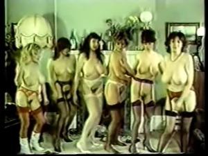 Boobquake Dancing Hen-Party