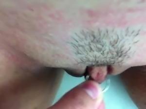Pierced Clit