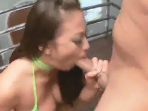 Mia Lelani Face Sits and Gets Fucked