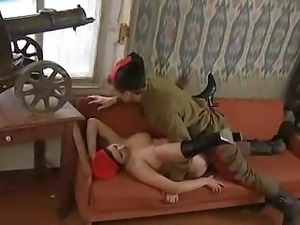 The Call Of Group Fucking Duty