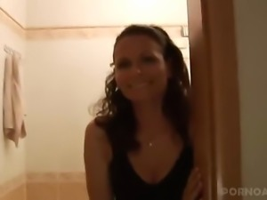 Czech wife Tamara is fucked by 20+ blokes for her 40th Birthday