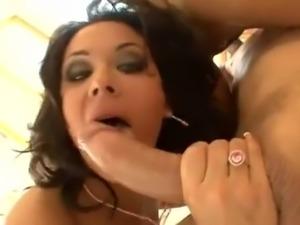 Hot Latina Threeway