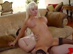 Nikita Von James Fucks Like A Pro