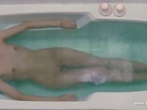 Martina Garcia full frontal nude - The Hidden Face - HD