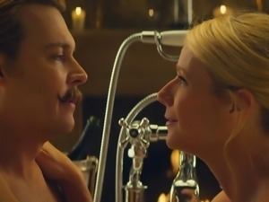 Gwyneth Paltrow, Emily Lawrence - Mortdecai