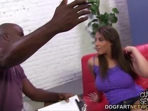Natasha humiliates her cuckold boyfriend