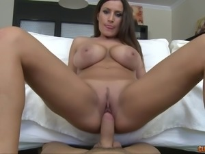 They call her the Sensual Jane and she just loves the POV pounding
