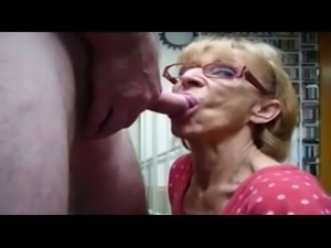 Granny Blowjobs Compilation 3