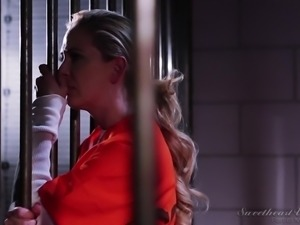 lawyer seduced her client in jail @ lesbian stepmother 2