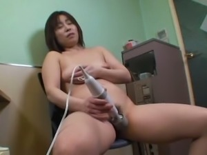 Asian Granny Milf