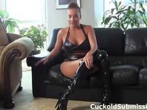 Kate England makes you her cuckold