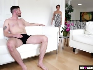 Megan Rains Anal Massage