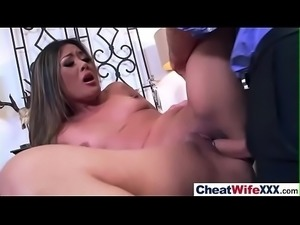 Horny Wife (kaylani lei) Like Cheating Sex On Camera vid-13