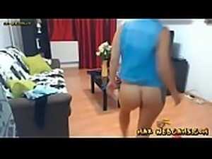 Naked Dancing Webcam Audition From Big Ass Pawg