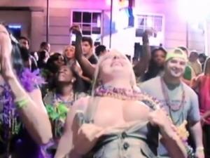 Crazy Mardi Gras Life