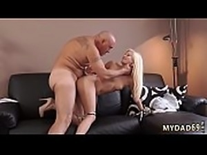 Daddy fantasy full movies and old man young girl xxx Horny